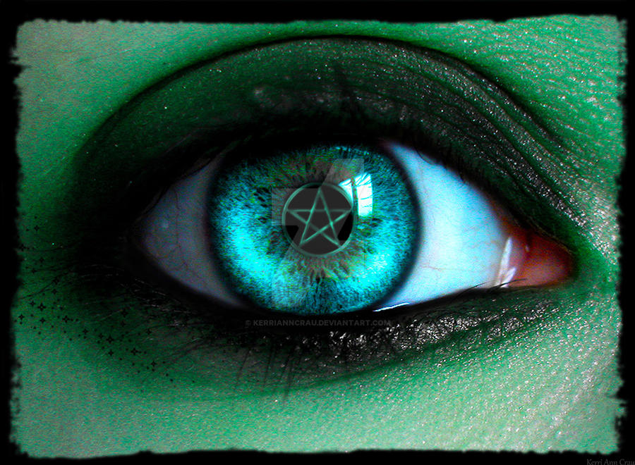 In A Witches Eye.... by KerriAnnCrau on DeviantArt