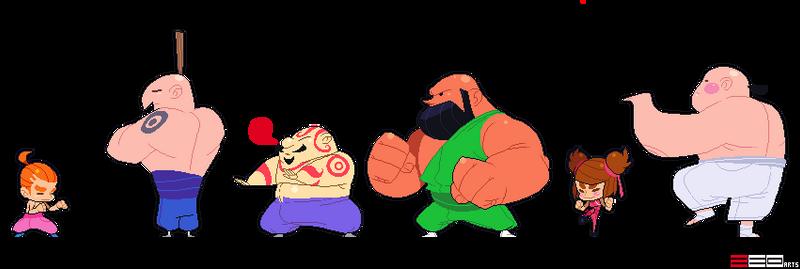 Yie Ar Kung-Fu Evolution