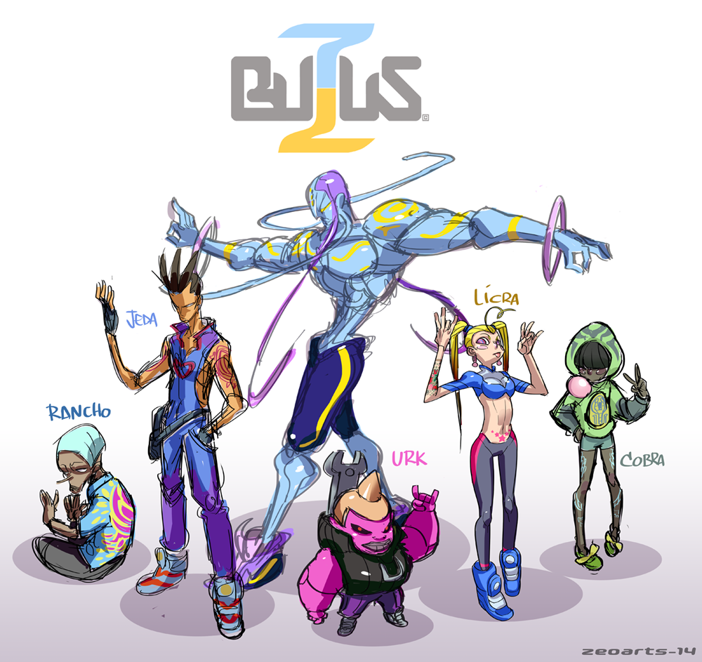 BUZUS by zeoarts