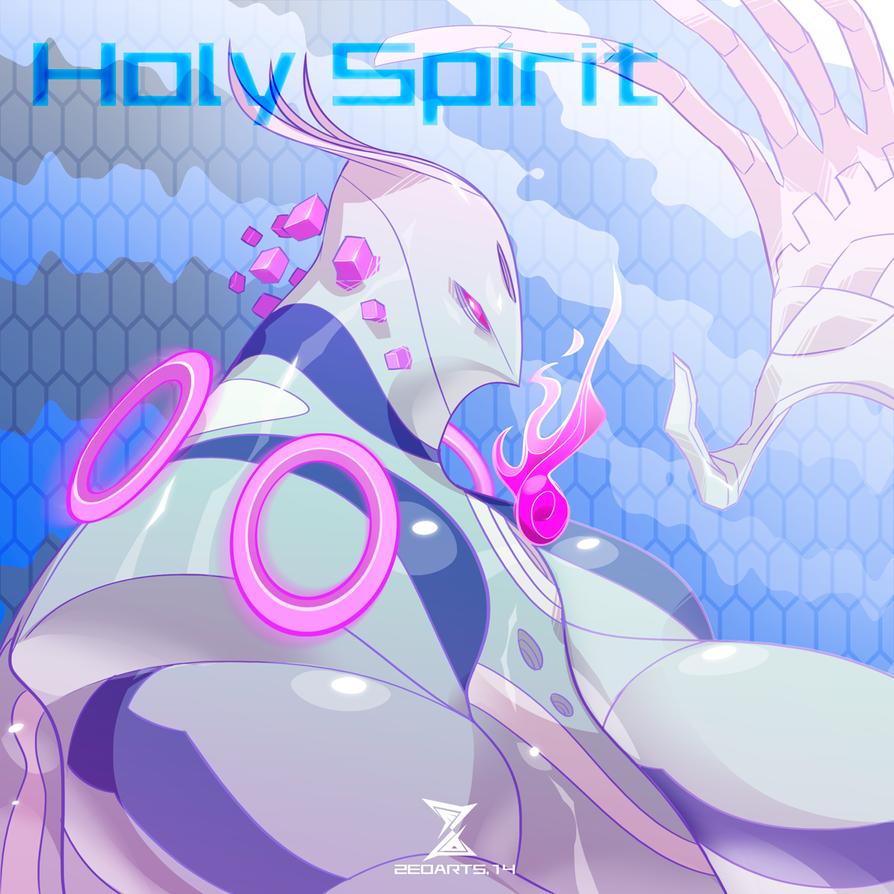 HolySpirit by zeoarts