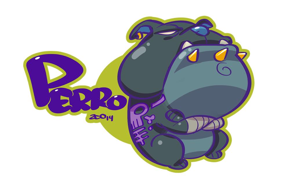 Perro by zeoarts