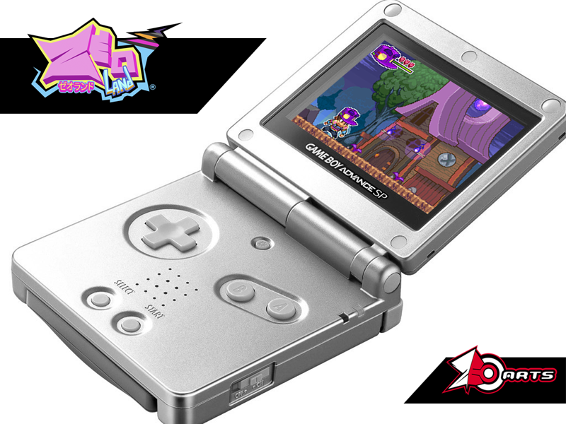 Zeoland GBA-SP by zeoarts