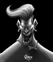 Joker Griz by zeoarts