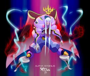 Lord Sygnus by zeoarts