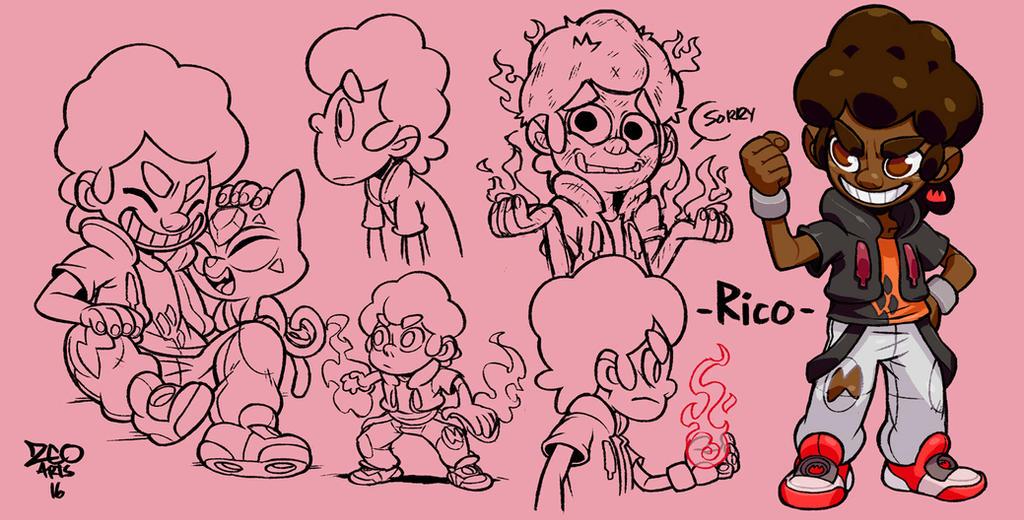 Rico by zeoarts