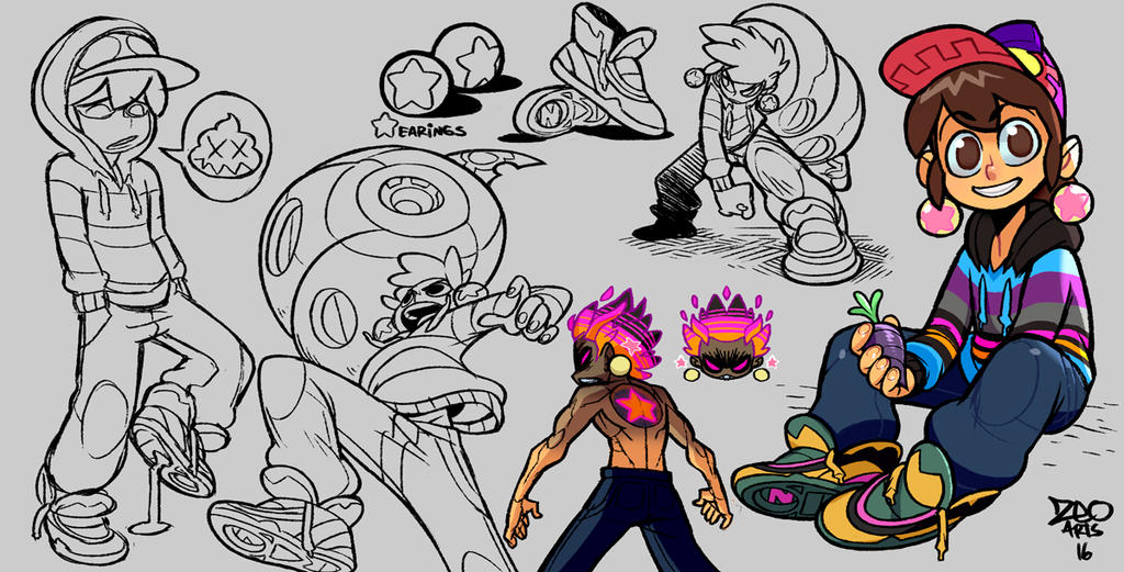 Zeoland Hero! by zeoarts