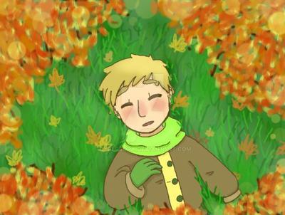 Autumn by CyberSora