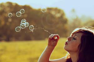 Innocence is bliss. by juliadavis