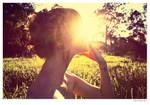 Kiss the sun by juliadavis