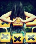 Love is blind. by juliadavis