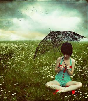 I don't care if it rains.
