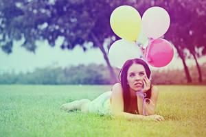Sunshine Lollypops by juliadavis