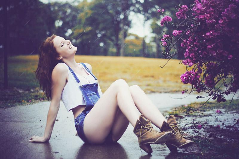 Rain Child by juliadavis