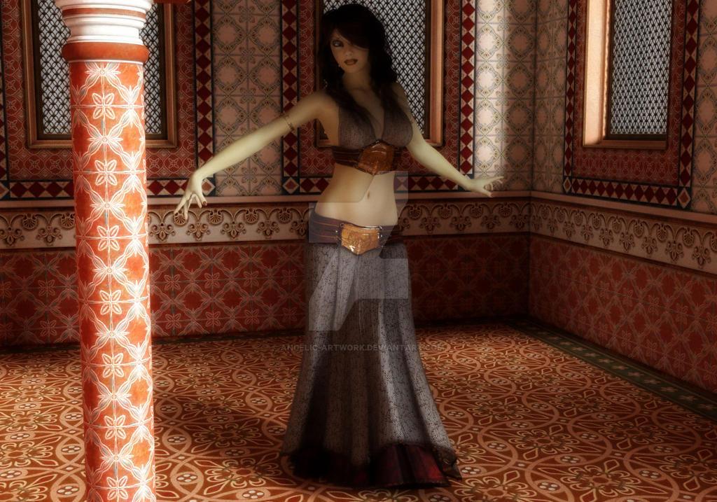 Dancer by Angelic-Artwork
