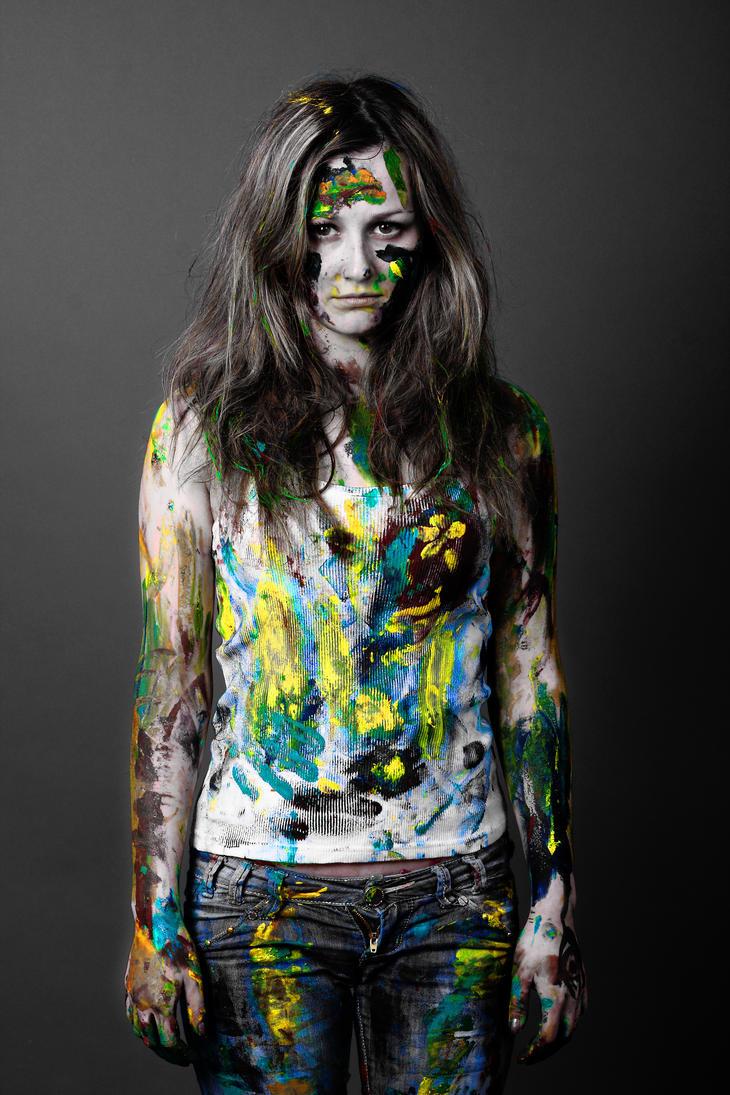 Ingest  colour by MyBlackPrince