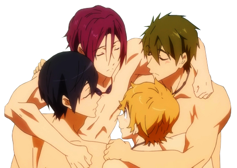 Free! PNG by AnimePNG