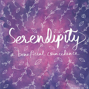 Purple Typography Quote Art