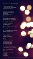 The Way To My Dreams by Soumya SM