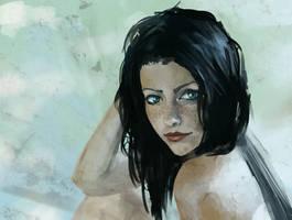 speed paint 27 by AnirBrokenear