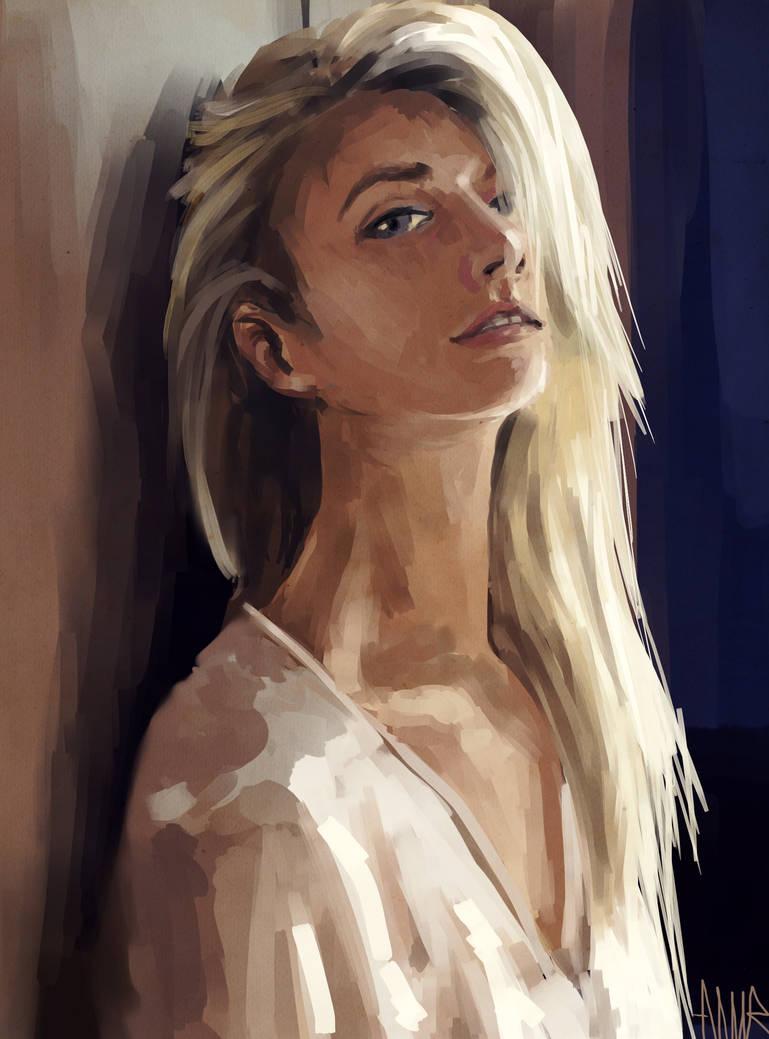 speed paint 29 by AnirBrokenear