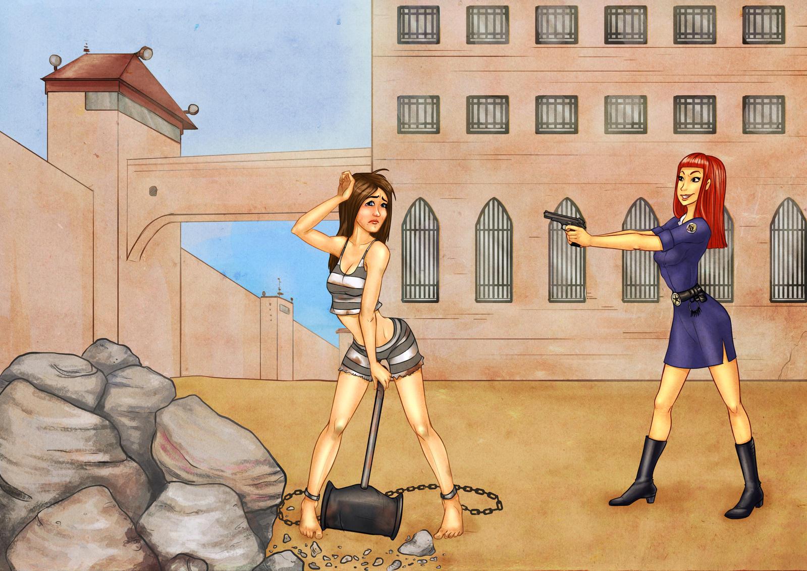 Rock Smashing Day By Anirbrokenear On Deviantart