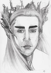 Thranduil! by SunnyPriestess