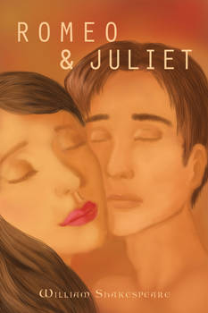 Romeo and Juliet Faces Cover
