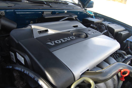 The engine cover