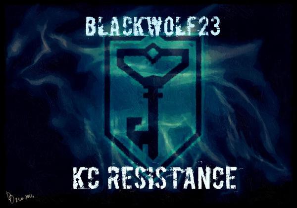 Agent BlackWolf23  by WolfDawn207
