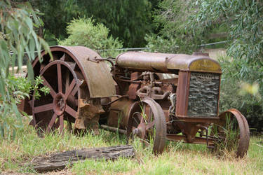 Tractor 08 by aussiegal7