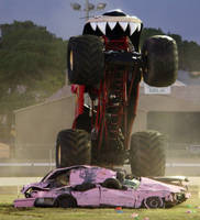 Monster Truck - Stock - 01 by aussiegal7
