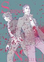 Winchester Bros by getakichi