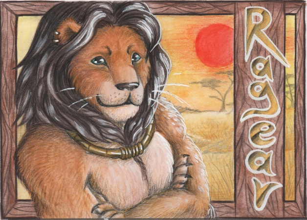 Ragear Badge by Schiraki