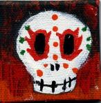 Dia De Los.. Magnet 3 by FictionArtwing