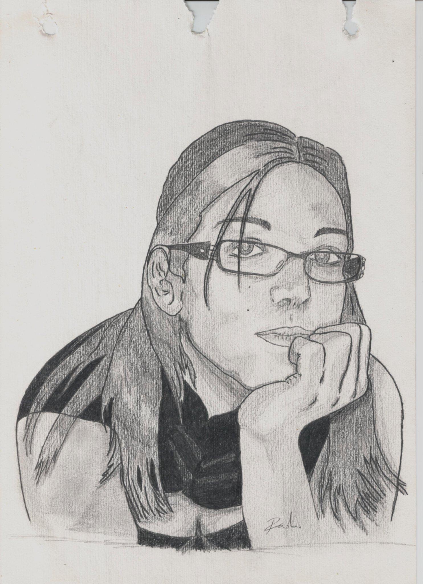 Art Simple Drawing Simple Art Drawings