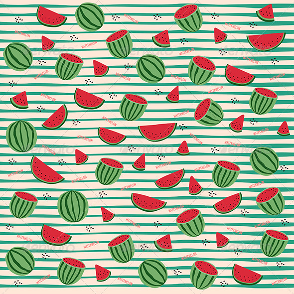tumblr backgrounds watermelon background - photo #17