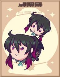 EE: Finn Tsum Tsum by glorycolor