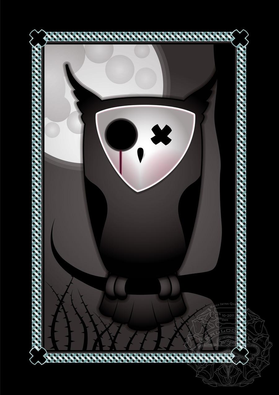 Spirit Owl by ballookey