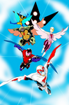 G-Force Re-imagining by SkrubPhace