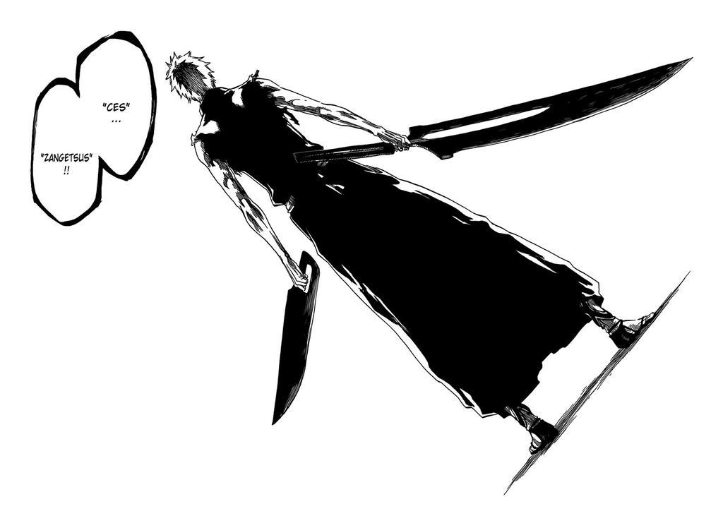 Ichigo's weapon by ImproveTheTheory