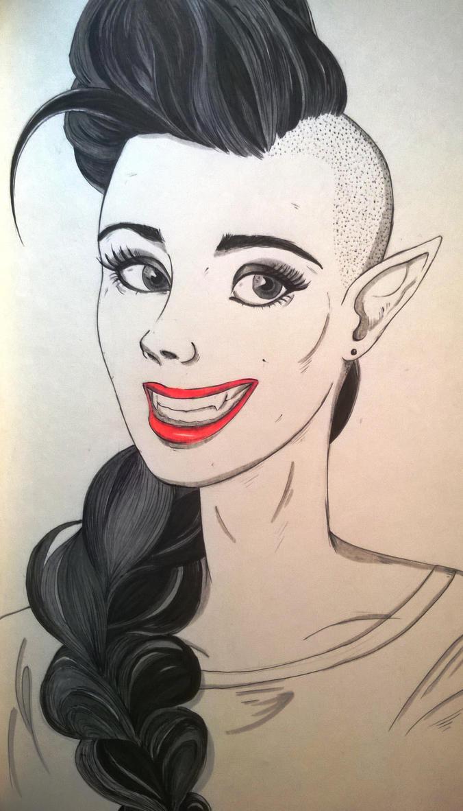 Marceline by GrimRipper77