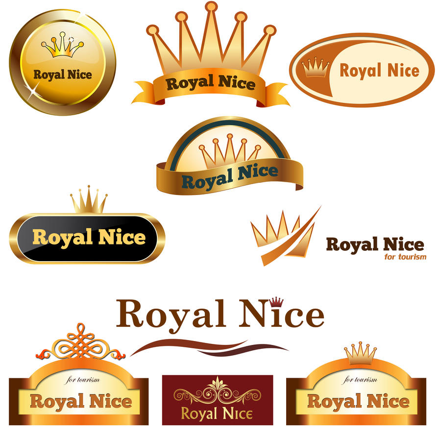 Royal Nice Logo By LaChevaliere On DeviantArt