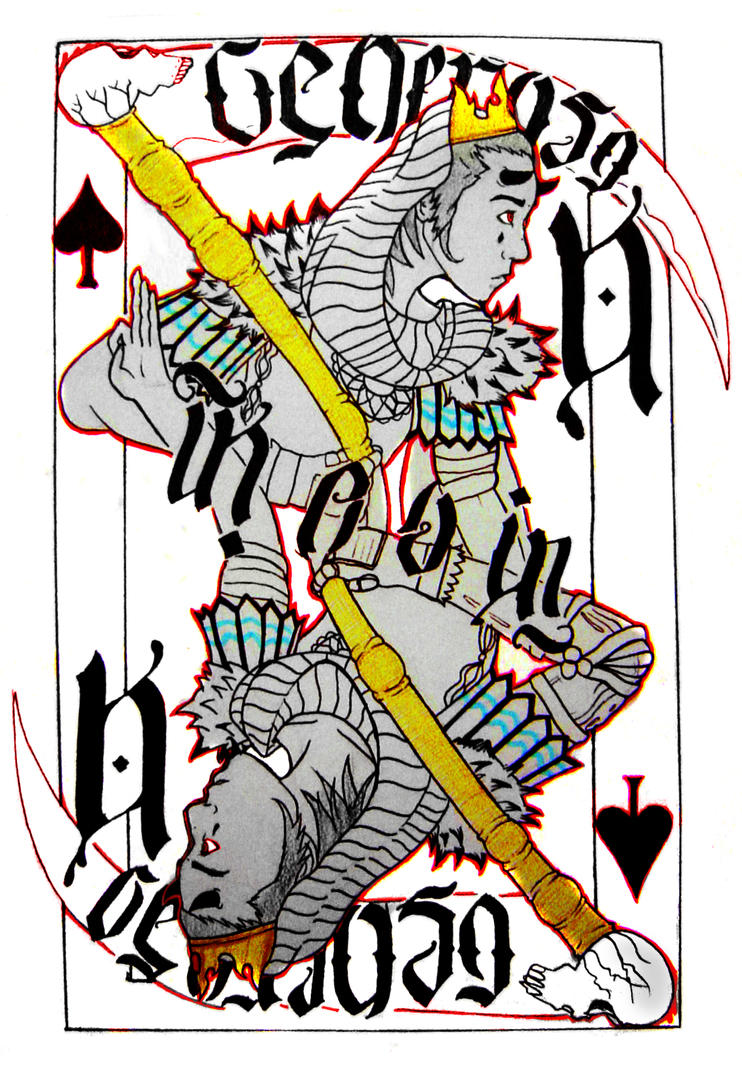 King Of Spades by Blackminds15
