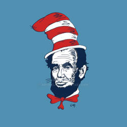 The Abe in the Hat