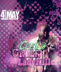 Cee Lo Green fictional poster