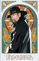 Mucha Lucha Undertaker by Galixa