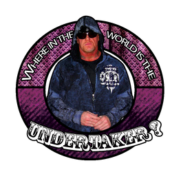 Where in the World is the Undertaker? by Galixa