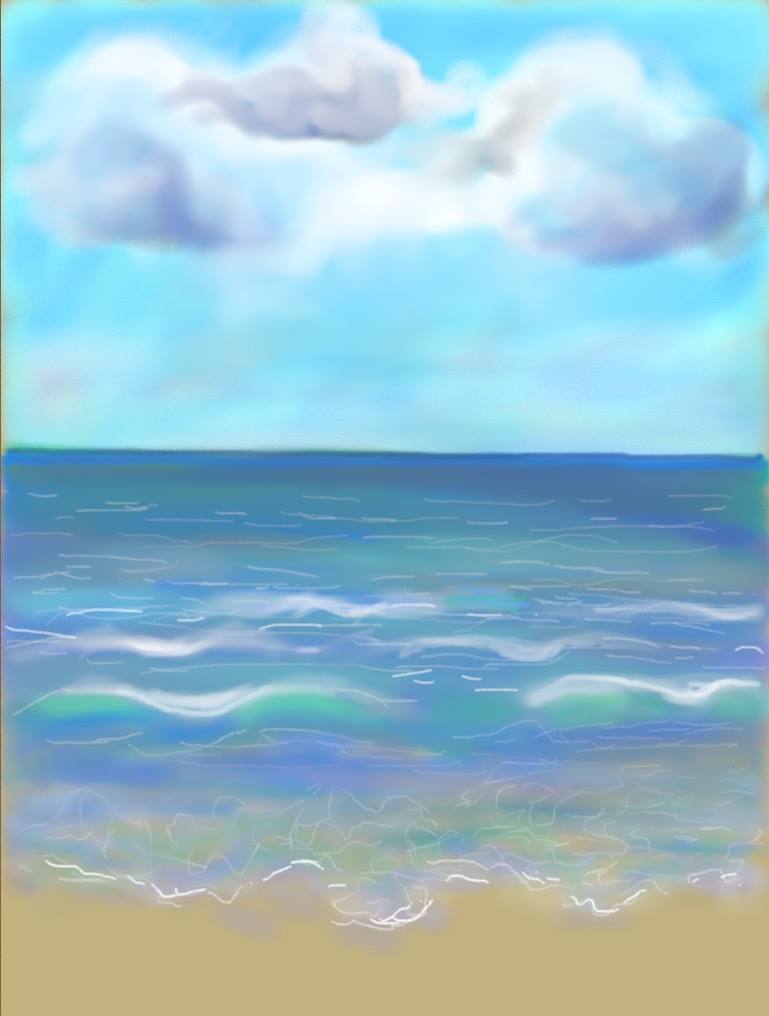 Sea Dreams by MagicAlly25