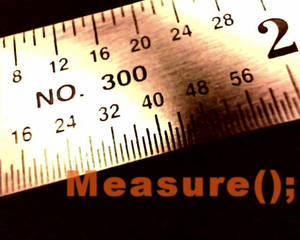 Rule and Measure