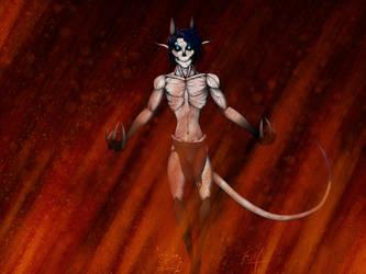Dark Fantasy Monster by Tomsnail